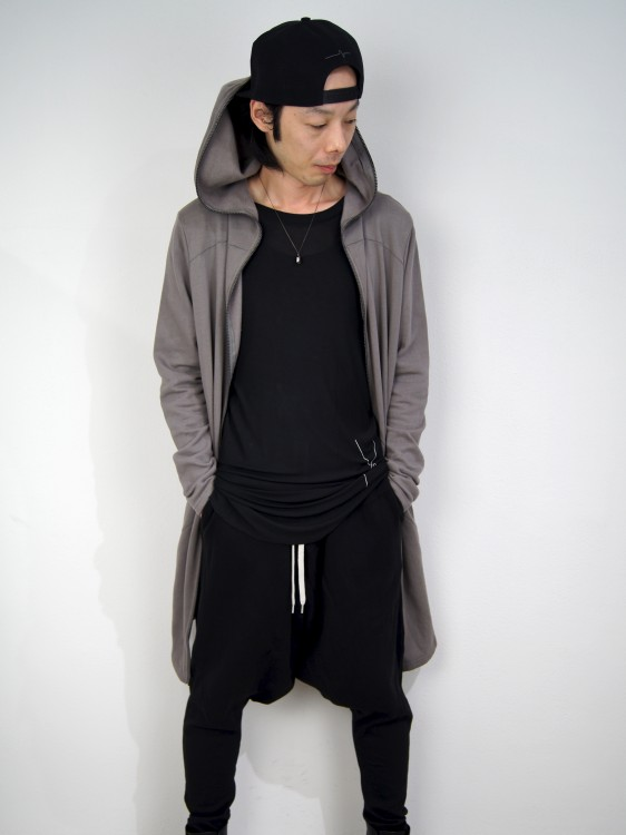 First Aid To The Injured STAPES HOODIE(ファースト エイド トゥ ザ インジュアード)20161029173645.jpg