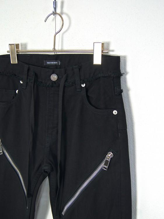 CHRISTIAN DADA Signature Super Skinny Zip Jean(クリスチャンダダ)2016121219812.jpg