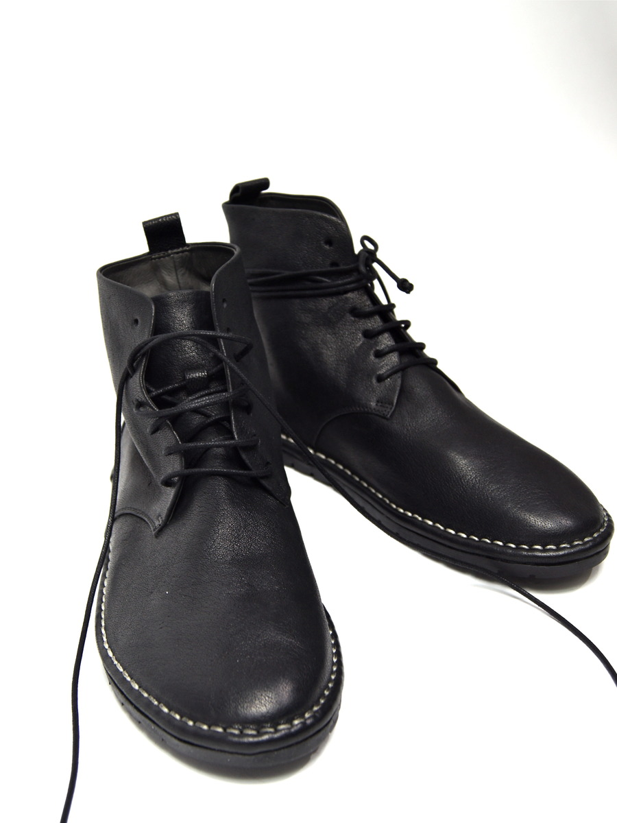 Marsell LEATHER LACE-UP ANKLE BOOTS(マルセル)2016410162949.jpg
