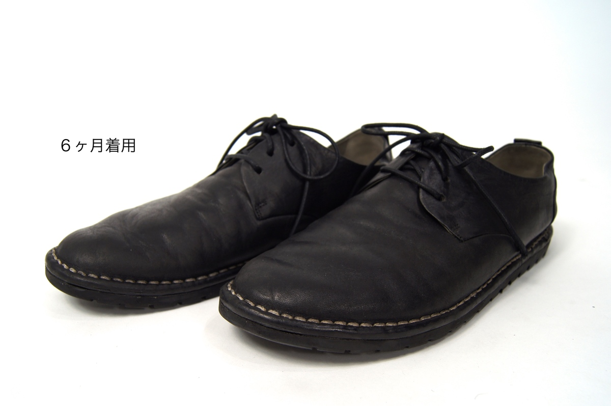 Marsell LACE-UP LEATHER DERBY(マルセル)2016626143518.jpg