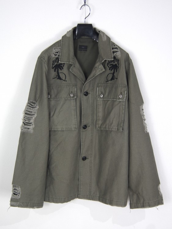 ksubi PLACEBO ARMY JACKET(スビ)2017611184840.jpg