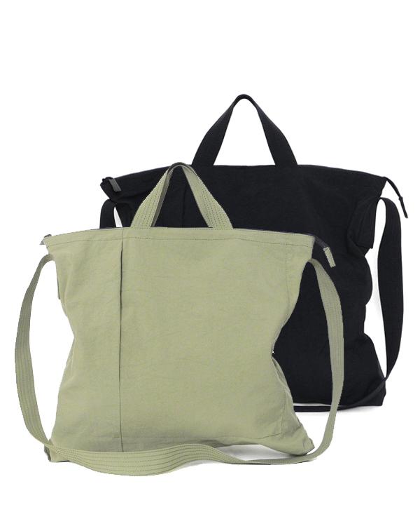 PATRICK STEPHAN Fabric shoulder bag 'grande poche'(パトリックステファン)201768193510.jpg