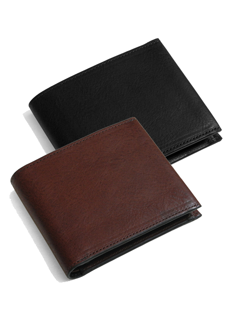 PATRICK STEPHAN Leather short wallet 'level'(パトリックステファン)2017871548.jpg