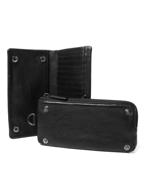PATRICK STEPHAN Leather long wallet 'minimal'(パトリックステファン)20178715631.jpg