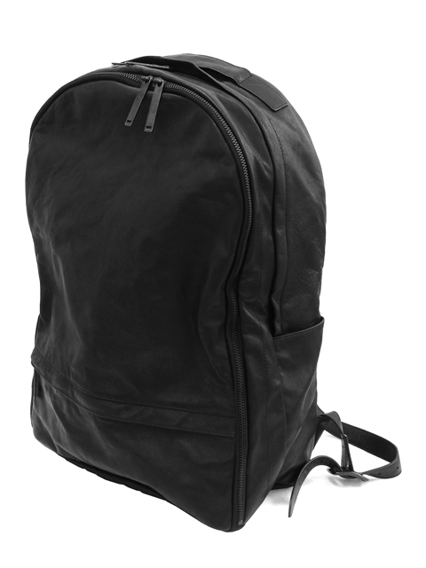 PATRICK STEPHAN Leather-washed backpack 'minimal' 2(パトリックステファン)20178715842.jpg