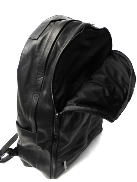 PATRICK STEPHAN Leather-washed backpack 'minimal' 2(パトリックステファン)2017871596.jpg