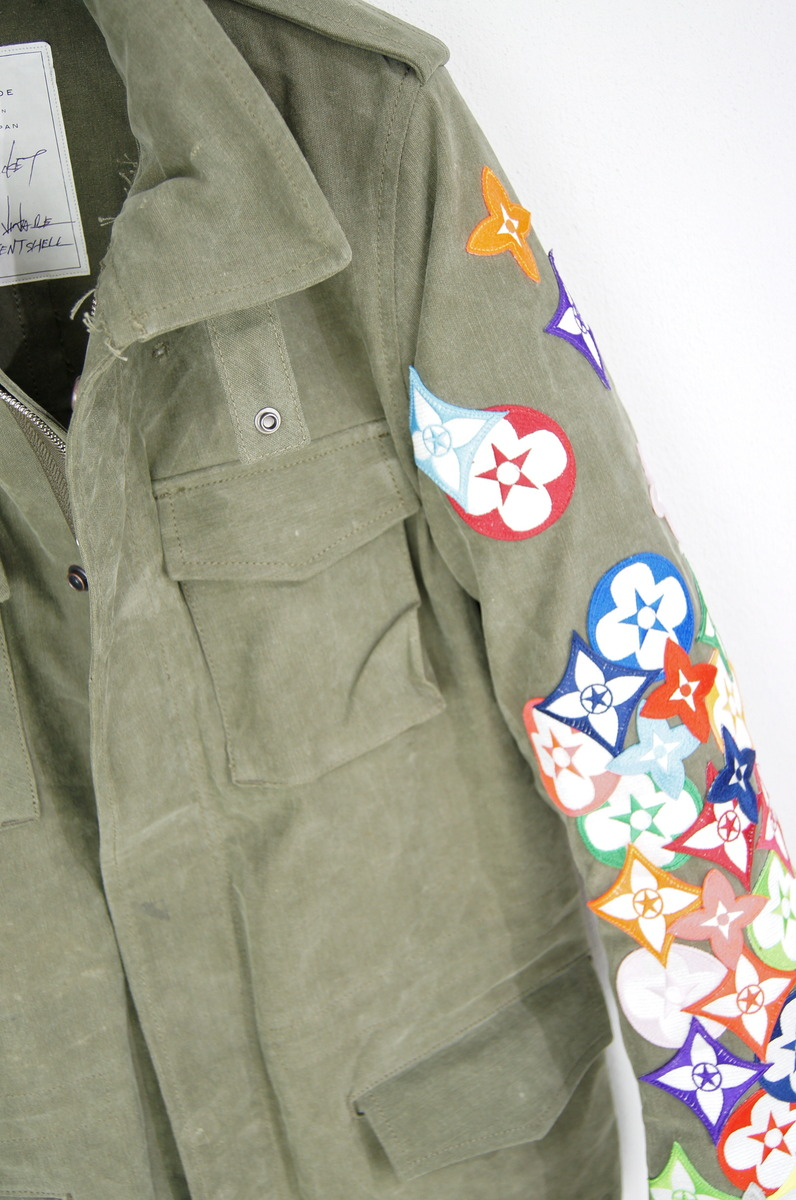READYMADE FIELD JACKET マルチカラー2016131161345.jpg