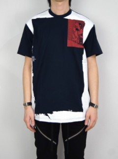 Graphic T-shirt (NAVY)