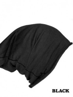 CRANIUM BEANIE (BLACK・NICKLE)
