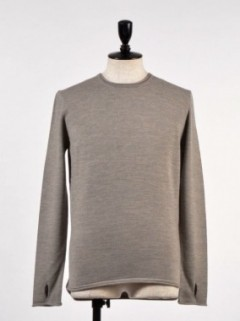 COMMON SWEATER (ASH)
