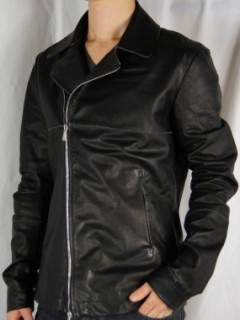 W RIDERS LEATHER JACKET