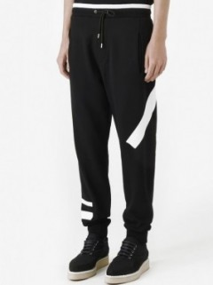 STRIP TAPE SWEATPANTS