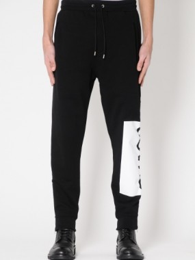 CHAOS SIDE ZIP SWEATPANTS