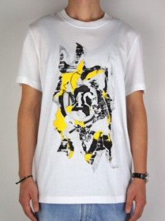 SILK SCREEN PRINT T-SHIRT