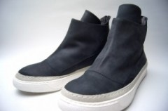 BACK ZIP-UP SNEAKER