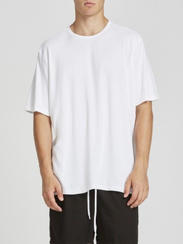 original jumbo t-shirt (WHITE・BLACK)