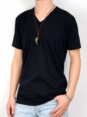 BASIC V-NECK CUTSEW