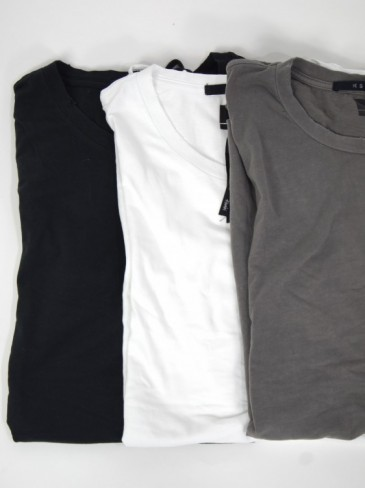 SIOUX POCKET T-SHIRT (VINTAGE GREY・BLACK・WHITE)