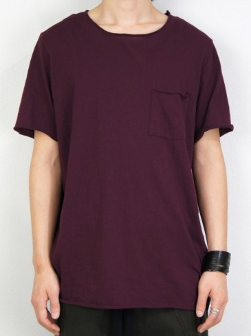 RAW POCKET T-SHIRT