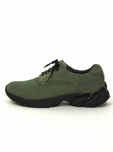 RE-MAKE MILITARY SNEAKER