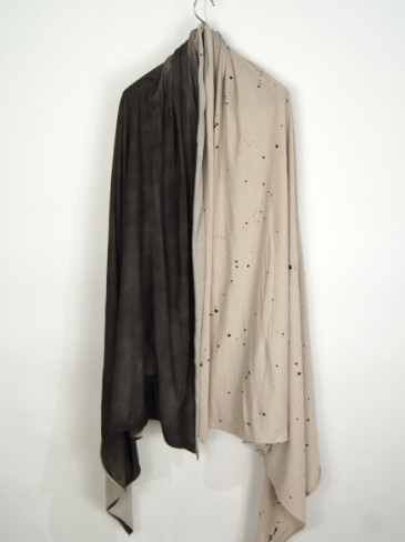 TEMPORAL SCARF  (CLOUD・NICKLE)