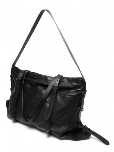 LEATHER DYED ATELIER BAG M